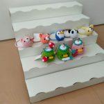 紙什器(紙製ディスプレイ棚)の使用感(1)